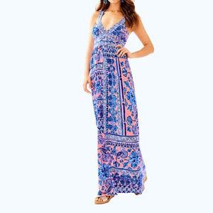 NWT Lilly Pulitzer Taryn Maxi Dress Size S